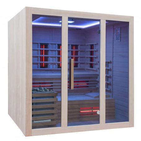 Multibastu HeatWay with Narvi unit