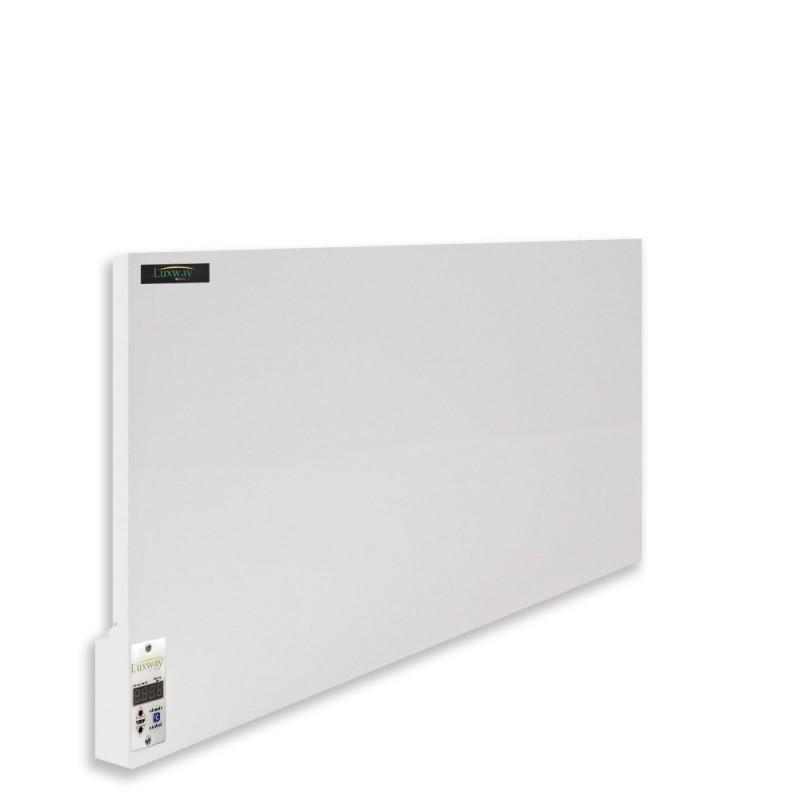 Infrared heating panel white metal 400w 3590 - 1