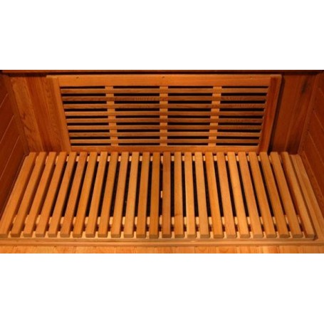 Outgoing products Apollon Lux Ceder Sauna