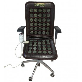 Chair cushion with infrared-warm, Jade