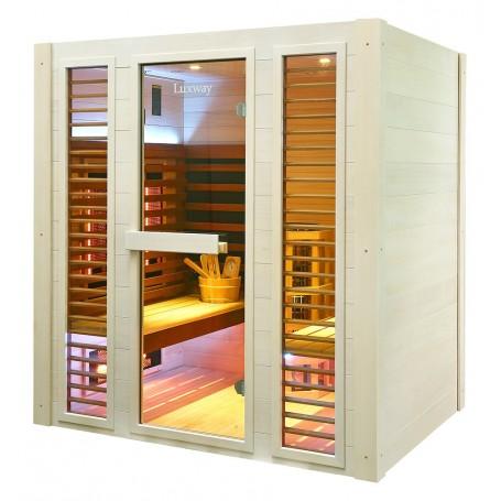 Combi sauna Delight