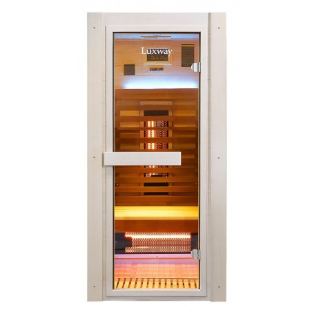 Infrared sauna Delight for 1 person