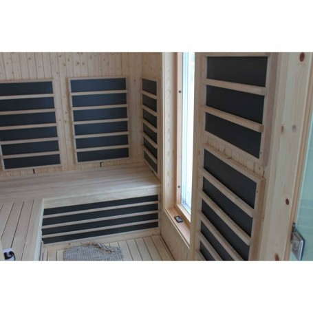 IR Panels Wooden frame + cover for Ir panel 1
