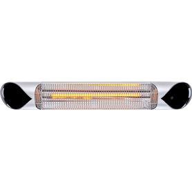 Patio heater Heatway Blade Silver 2000W