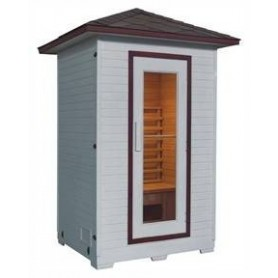 Outgoing products Ideal outdoor sauna