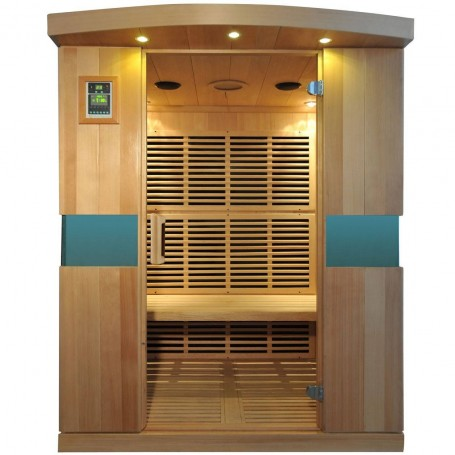 Outgoing products Professional Quattro Hemlock Exterior dimensions: Length: 1800 mmHeight: 1980 mmDepth: 1220 mm excl.
