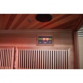 Outgoing products Wellness corner Hemlock Sauna