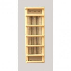 IR-Incolloy Reflectors IR Incolloy 350W ES Placement: Floor, CornerColor: Gray, Red or Black
