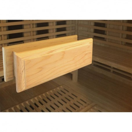 Sauna Infrared for 5-8 pers Relaxation 5-6 persons Infra sauna for 5 to 6 persons Size: 1800 x 1500 x 2000 mm